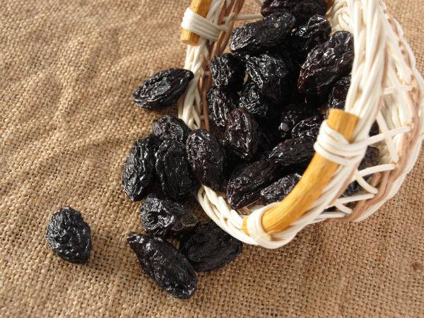 Why Dried Plums are Popular in the World?