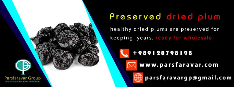 Dried Prunes For Sale